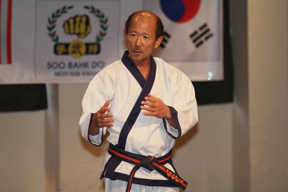 H.C. Hwang, Kwan Jang Nim
