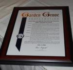 Mayor Proclaims Soo Bahk Do® Celebration Day In Garden Grove, CA